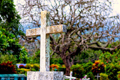 Photograph - Little Rugged Cross - Nicaragua by Mark E Tisdale