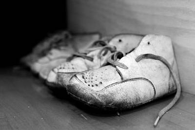 Photograph - Little Shoes by CJ Rhilinger