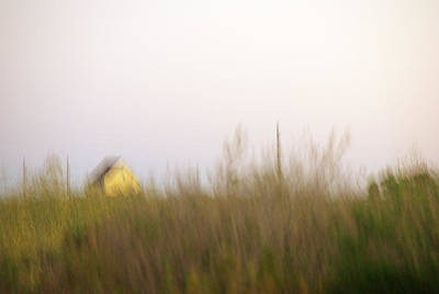 Photograph - Little Yellow House by Judy Salcedo