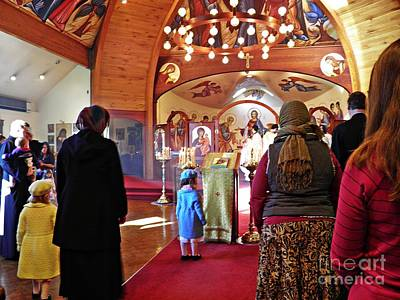 Photograph - Liturgy by Sarah Loft