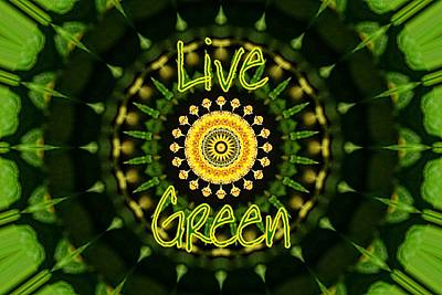 Photograph - Live Green 1 by Sheri McLeroy
