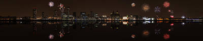 Photograph - Liverpool Celebrates by Andrew Munro
