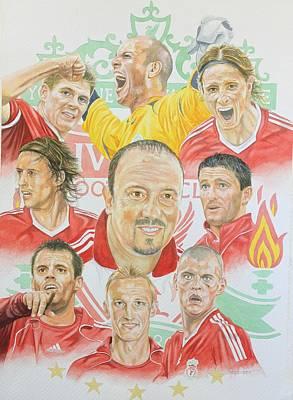 Liverpool Fc Original by Stephen Rea