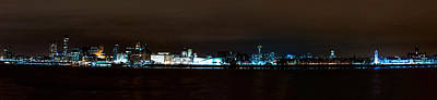 Photograph - Liverpool Waterfront by Spikey Mouse Photography