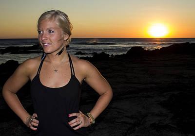 Costarica Photograph - Livi Lou by Bailey Barry