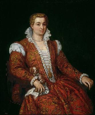 Livia Colonna Art Print