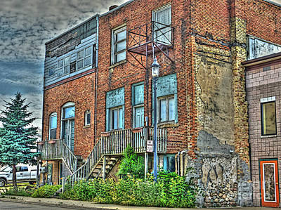 Photograph - Living Downtown Up North by MJ Olsen