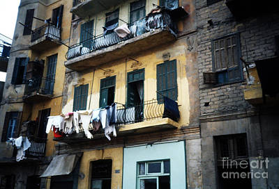 Photograph - Living In Cairo by Scott Shaw