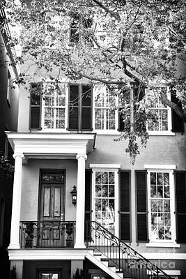 Savannah Fine Art . Savannah Old Trees Photograph - Living In Savannah by John Rizzuto