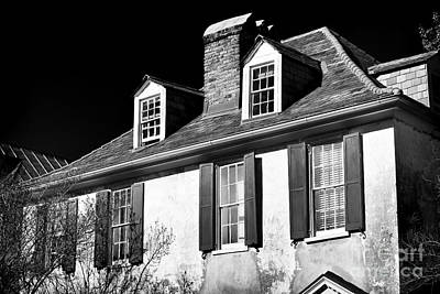 Old School House Photograph - Living On Church St by John Rizzuto