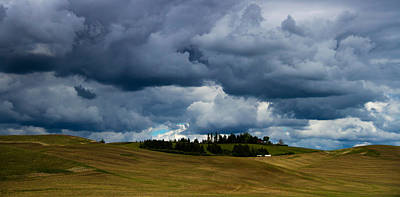 Photograph - Living Under Clouds by Kunal Mehra