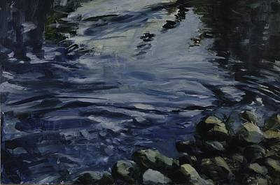 Painting - Living Water 1 by Paul Myhre