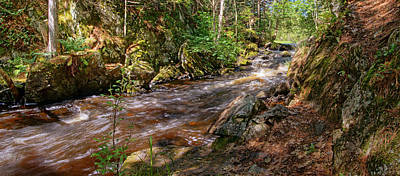 Photograph - Living Waters by Leda Robertson