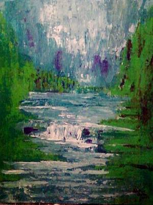 Painting - Living Waters by Patricia Olson