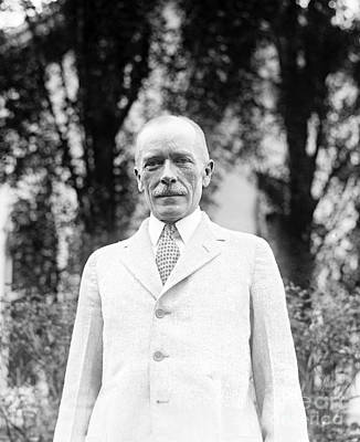 Colorado State University Photograph - Livingston Farrand, Us Anthropologist by Library Of Congress
