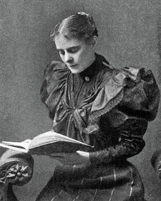 Lizette Reese (1856-1935) Art Print by Granger