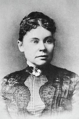 Lizzie Photograph - Lizzie Borden (1860-1927) by Granger