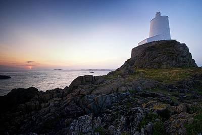 Photograph - Llanddwyn Island Sunset by Stephen Taylor