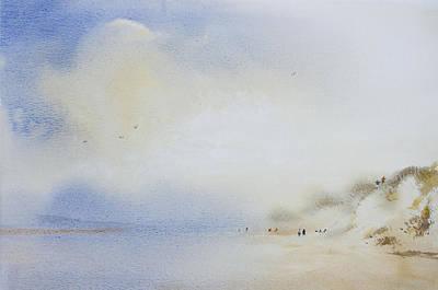 Lligwy Beach Anglesey Wales. Original by Lea  Nixon