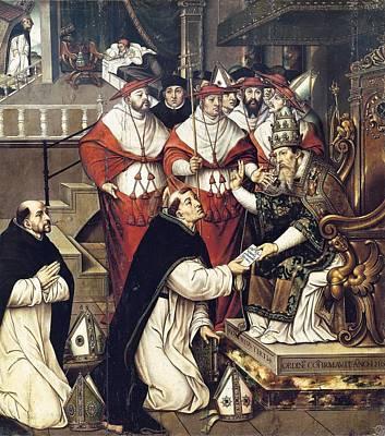 Llorens, Crist�bal Ca. 1550-ca. 1616 Art Print by Everett
