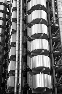 Lloyds Building 01 Art Print
