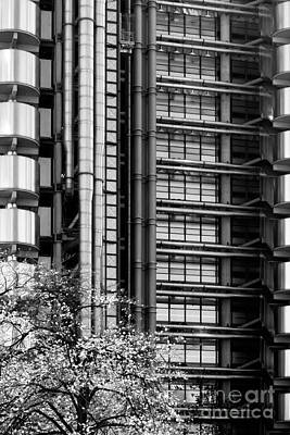 Photograph - Lloyd's Of London 06 by Rick Piper Photography