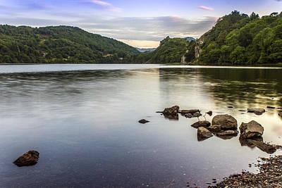Llyn Gwynant Photograph - Llyn Gwynant by Paul Madden