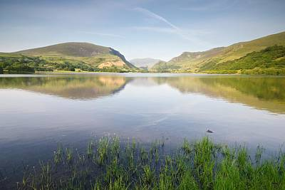 Photograph - Llyn Nantile by Stephen Taylor