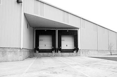 Firefighter Patents Royalty Free Images - Loading Dock Royalty-Free Image by Whitney McBride