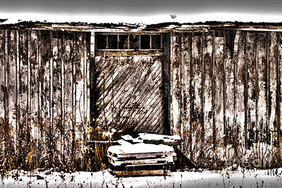 Photograph - Loading Dock by William Norton
