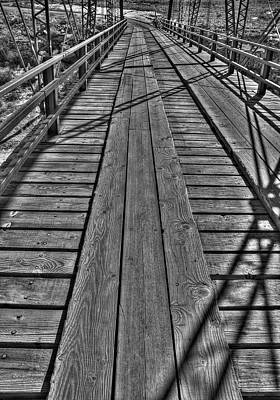 Photograph - Lobatos Crossing by Britt Runyon