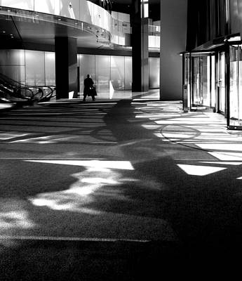 Photograph - Lobby Of The Bow by David Pantuso