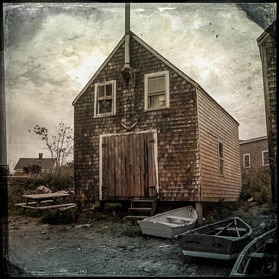 Photograph - Lobster Shack No. 2 by Fred LeBlanc
