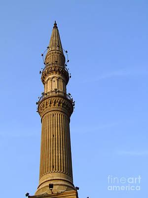 Stone Masons Photograph - Local Cairo Mosque 01 by Antony McAulay