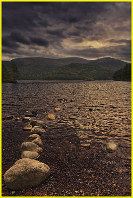 Photograph - Loch An Eilein by Jean-Noel Nicolas
