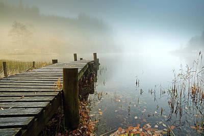 Photograph - Loch Ard by Grant Glendinning