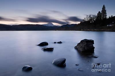 Loch Ard Art Print by Rod McLean