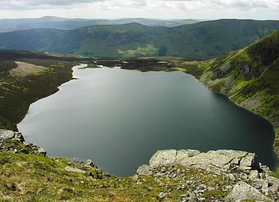 Photograph - Loch Brandy - Glen Clova by Phil Banks