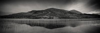 Maciej B. Markiewicz Photograph - Loch Cill Chriosd by Maciej Markiewicz