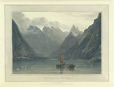 Loch Coruisq Art Print by British Library