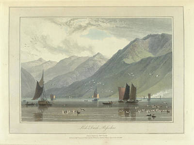 Loch Duich Art Print by British Library