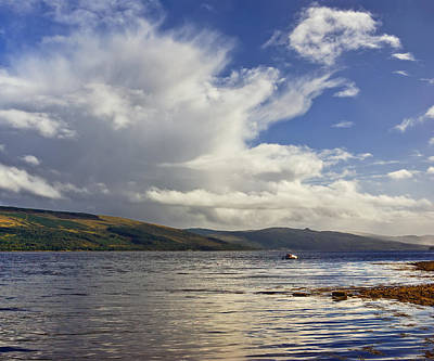 Photograph - Loch Fyne Scotland by Jane McIlroy