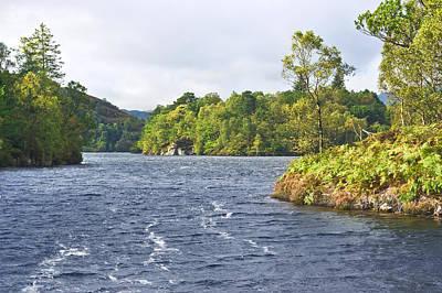 Photograph - Loch Katrine - Scotland by Jane McIlroy