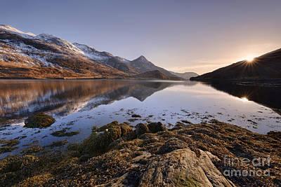Glencoe Photograph - Loch Leven by Rod McLean