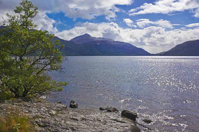Photograph - Loch Lomond - Trossachs - Scotland by Jane McIlroy