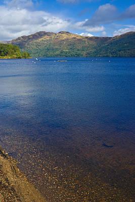 Photograph - Loch Lomond - Scotland by Jane McIlroy