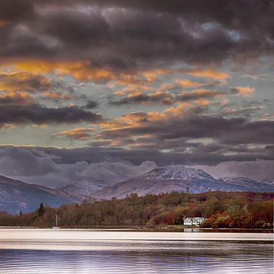 Photograph - Loch Lomond Shores by Fiona Messenger