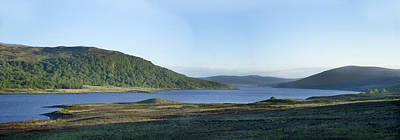 Photograph - Loch Naver Panorama In The Highlands Of Scotland by Sally Ross