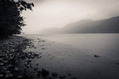 Scotland Photograph - Loch Ness Shore by Chris Dale