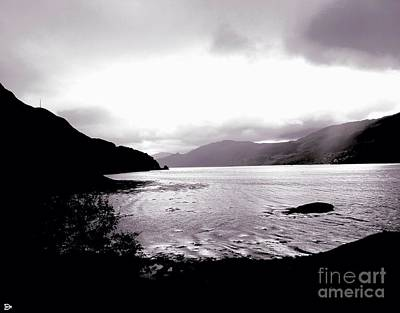 Photograph - Loch Of Shadows by Andy Heavens